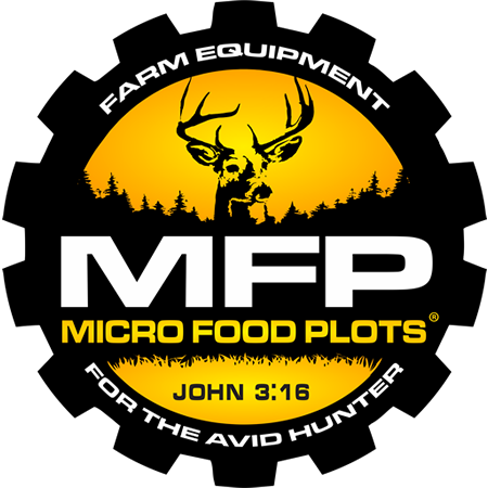 Micro Food Plots, Farm Equipment For The Avid Hunter